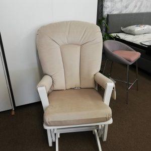 Dutailier - 64B blanc/beige - Flash Decor